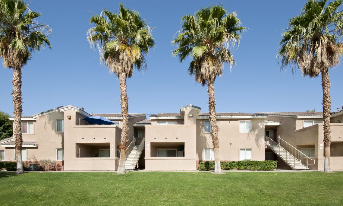 Coachella Affordable housing