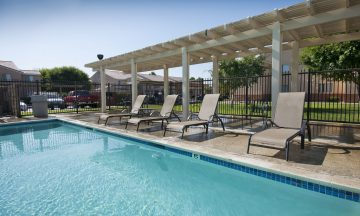 Coachella Orchard Villas Pool