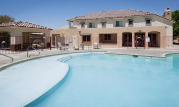 Affordable Housing Hovely Gardens Palm Desert Pool