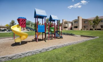 Affordable Housing Hovely Gardens Palm Desert Playground