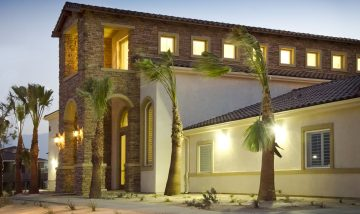 Legacy Apartments Thousand Palms Club House