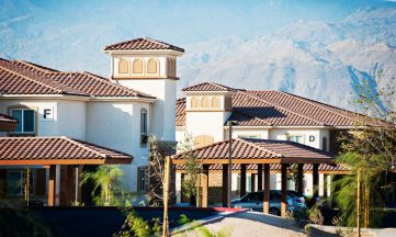 Thousand Palms Legacy Exterior