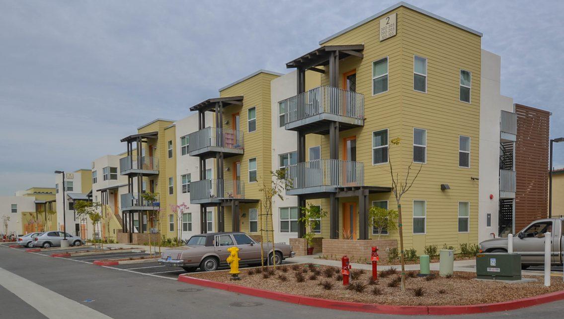 Mesa Commons apartments