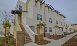 San Diego Low income housing