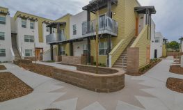 Courtyard Affordable Housing