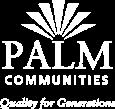 Palm Communities Logo