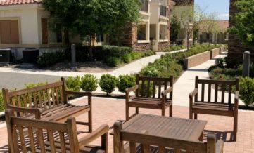 Fontana Siena Waiting Area