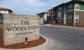 Woodland California aparments