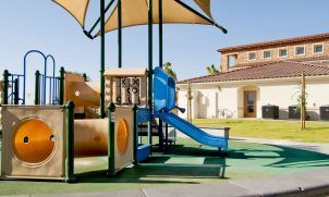 Affordable Housing Playground